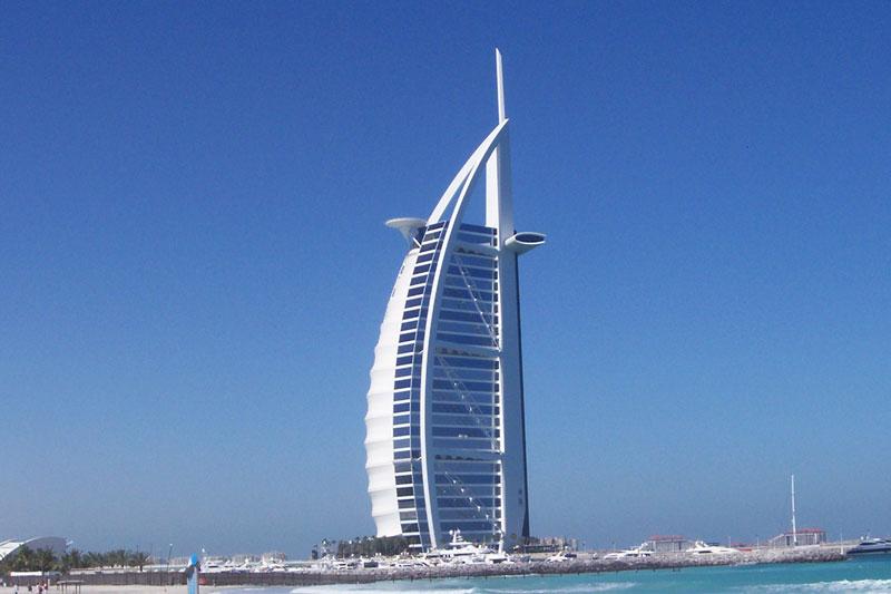Dubai und Oman