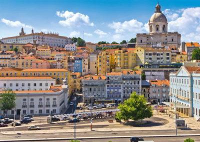 Lissabon- Azoren