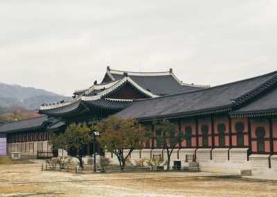 Bürgerreise Südkorea
