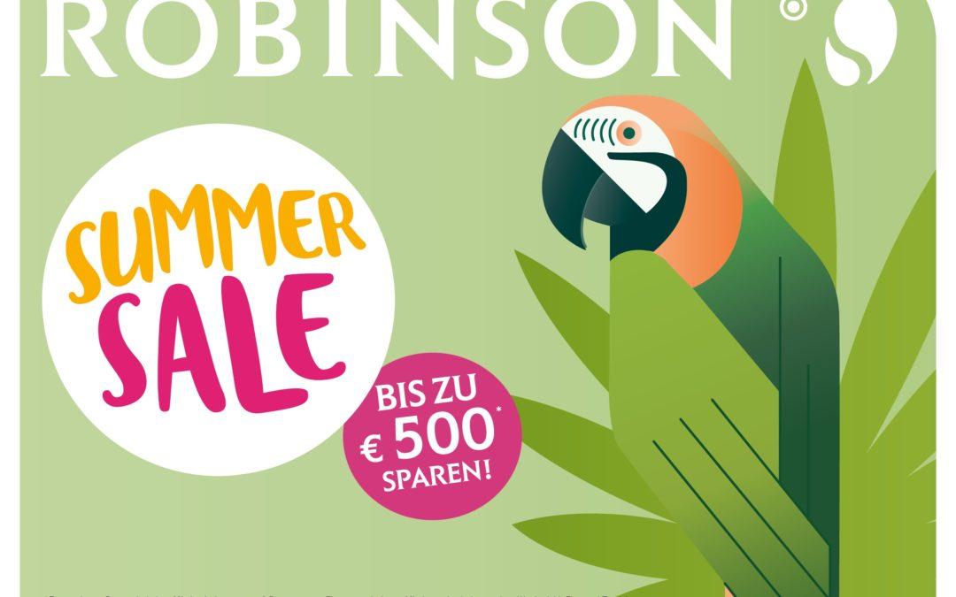 ROBINSON – Summer Sale