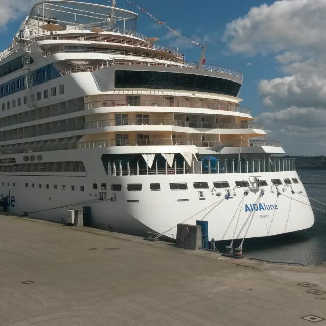 AIDA Kurzreise Oslo und Kopenhagen