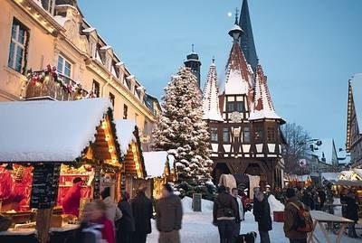 Michelstädter Weihnachtsmarkt 01.12.2019