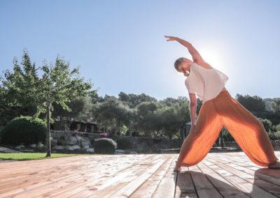 Yoga Reise